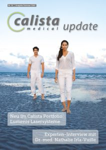 Calista Magazin 01|2016